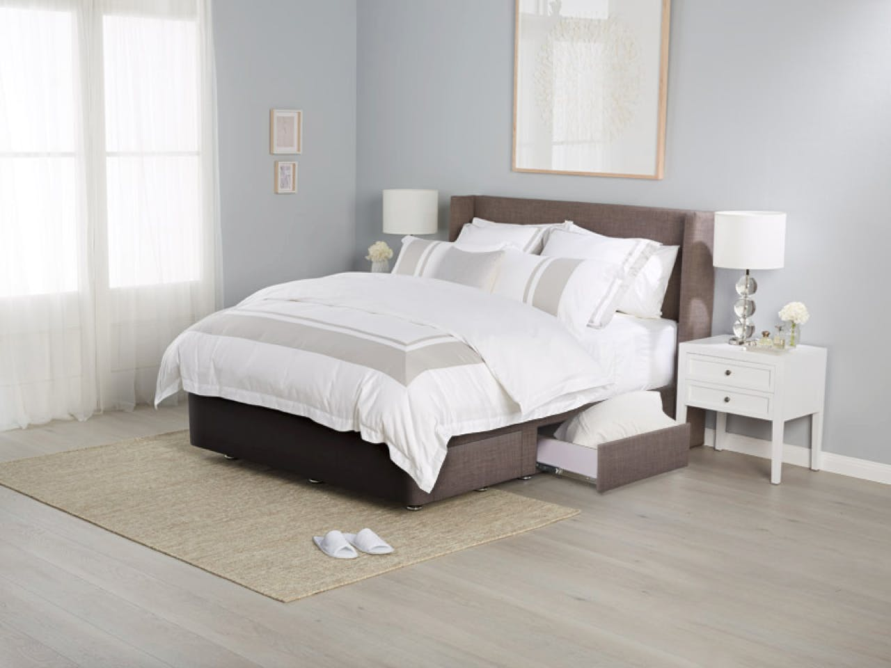 iii tempsmart bed all beds slumberland mattress size delux single