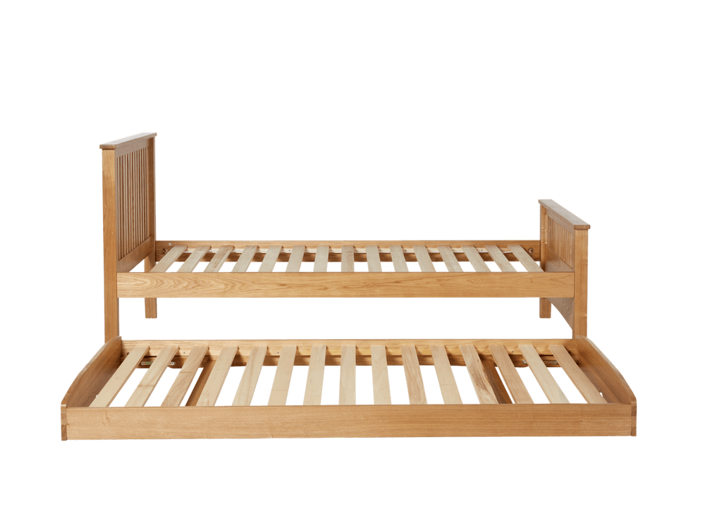 Tilbury Bed Frame with Trundle