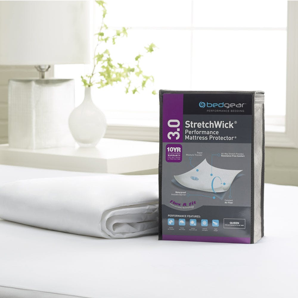 Bedgear StretchWick 3.0 Mattress Protector