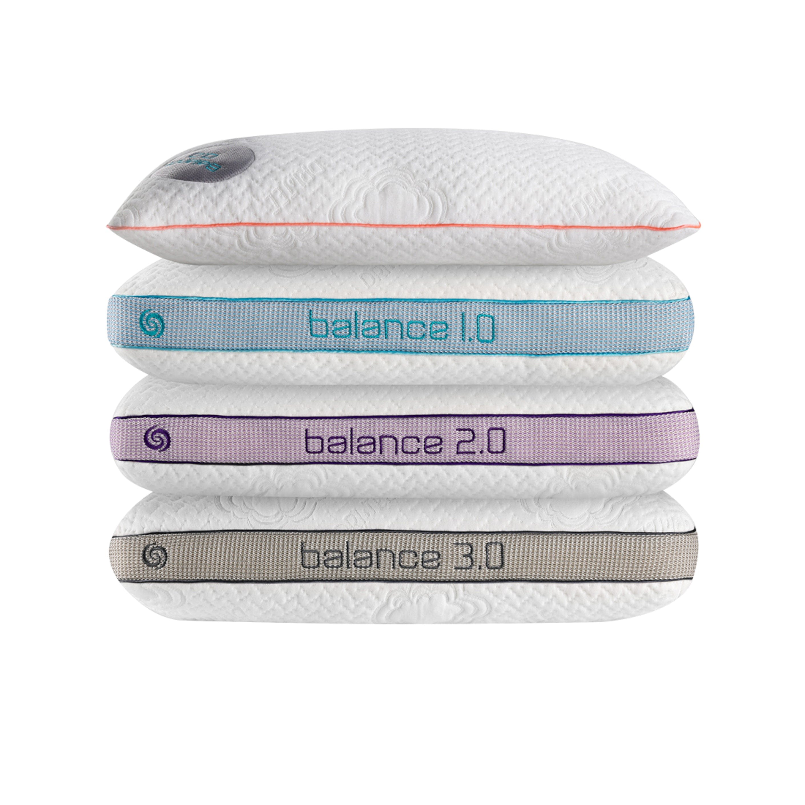 performance pillow item products bedgear number twilight