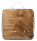 Snooze European Fibre Pillow