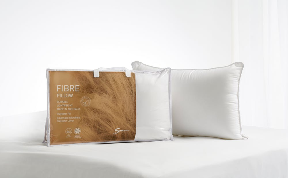 Snooze Fibre Pillow